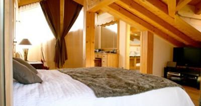 Luxury chalet Vermont